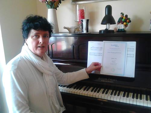 Annemarie Duggan - Piano Teacher Galway